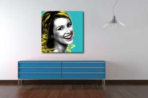 tableau pop art Marylin